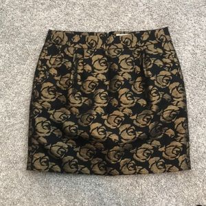 LOFT mini skirt WITH POCKETS